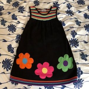 GIRLS WOOL HANNA ANDERSSON DRESS